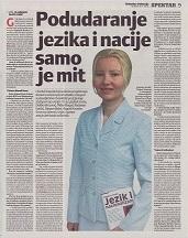 Intervju Slobodna Dalmacija