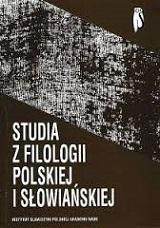 Studia z Filologii Polskiej i Słowiańskiej1