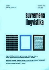 Suvremena lingvistika33